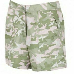 Guy Harvey Womens mid-rise fishing shorts